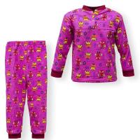 """44-1582572 """"Сказочка"""" пижама для девочек 1-5 лет, двухнитка"""