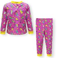 """44-1582576 """"Мои Пони"""" пижама для девочек 1-5 лет, двухнитка"""