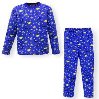 """44-6981566 """"Городские Сны"""" пижама для мальчиков 6-9 лет, двухнитка"""