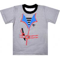 """44-2549 """"Sailor"""" футболка для мальчиков, кулирка 92-110"""