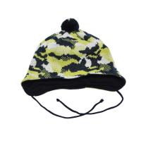 ЛЕО. шапочка вязанная