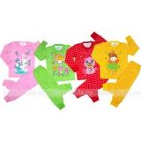 Пижама для девочек, 1-4 года