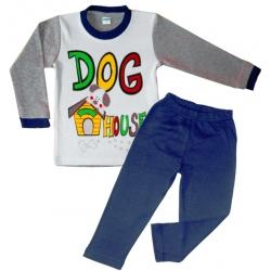 """1481-4 """"Dog"""" Комплект домашний, 1-4 года"""