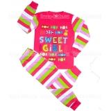 Пижама для девочек, 5-8 лет