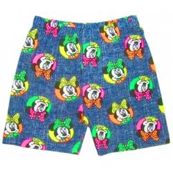 """T-025-4 """"Минни"""" шорты для девочек, 4-8 лет"""