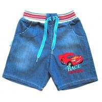 """SPEED"" шорты  джинсовые для мальчика 1-4 года"