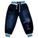 """""""SPIDER"""" брючки джинсовые 1-4 года"""