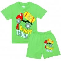 """1421-20 """"A Bumpy Truon"""" комплект для мальчиков, 1-4 года"""