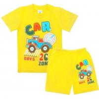 """1421-21 """"Car Boys Zone"""" комплект для мальчиков, 1-4 года"""