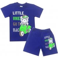 "1421-22 ""Little Biker"" комплект для мальчиков, 1-4 года"
