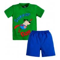 """1421-45 """"SuperDog"""" комплект для мальчиков, 1-4 года"""