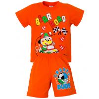 """1421-78 """"Bear Road"""" комплект для мальчика, 1-4 года, оранжевый"""