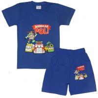 """2521-01 """"Robocar"""" комплект для мальчиков, 2-5 лет"""
