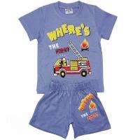 """2521-09 """"Пожарник"""" комплект для мальчиков, 2-5 лет"""