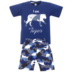 """3721-48 """"I Am Tiger"""" комплект для мальчика, 3-7 лет"""