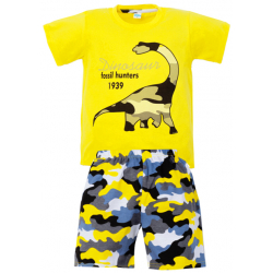 """3721-50 """"Dinosaur"""" комплект для мальчика, 3-7 лет"""