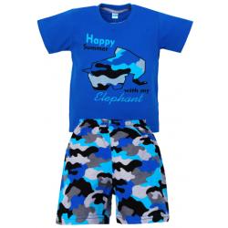 """3721-56 """"My Elephant"""" комплект для мальчика, 3-7 лет"""