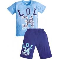"""5821-23 """"LOL"""" комплект для мальчика, 5-8 лет"""