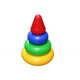 Пирамидка «Малышок - 3К»