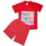"""adk1422-4 """"Бабочка"""" комплект для девочек, 1-4 года"""
