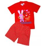 """adk1422-5 """"BUNNY"""" комплект для девочек, 1-4 года"""