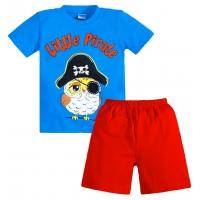"""1421-31 """"Маленький Пират"""" комплект для мальчиков, 1-4 года"""