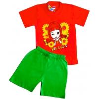 """1422-33 """"Милашка"""" комплект, для девочки 1-4 года"""