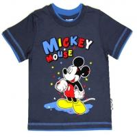 "1401-60 ""Mickey"" Футболка для мальчиков, 1-4 года"