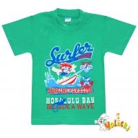 """1401-76 """"Surfer"""" Футболка для мальчиков, 1-4 года"""