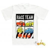 """1401-85""""Race Team"""" Футболка для мальчиков, 1-4 года"""