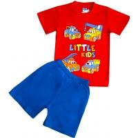 """1421-34 """"Little kids"""" комплект для мальчиков, 1-4 года"""