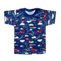 """1501-77 """"Аэро"""" футболка для мальчиков 1-5 лет"""