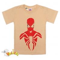 """2601-01 """"Спайдер"""" футболка для мальчиков 2-6 лет"""