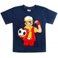 """2601-12 """"Футболист"""" футболка для мальчиков 2-6 лет"""