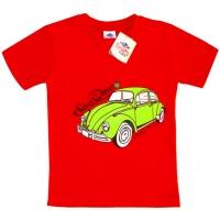 """2601-4 """"АВТО"""" футболка для мальчиков 2-6 лет"""
