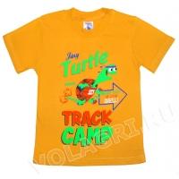 """1401-3102 """"Черепашка"""" футболка, 1-4 года"""