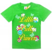 "4802-25 ""Pretty Princess"" футболка, 4-8 лет"