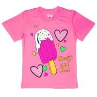 "4802-45 ""Мороженка"" футболка, 4-8 лет"
