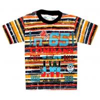 """5801-2 """"Футбол"""" футболка для мальчиков 5-8 лет"""