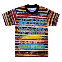 "5801-6 ""Ready to Skate"" футболка для мальчиков 5-8 лет"