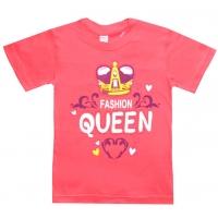 """5802-3 """"Princess"""" футболка для девочек 5-8 лет"""