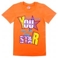 """81202-6 """"Star"""" футболка для девочек, 8-12 лет"""