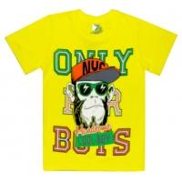 """81201-70 """"Only for Boys"""" Футболка для мальчиков, 8-12 лет"""