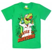 "81201-77 ""Science is Awesome"" Футболка для мальчиков, 8-12 лет"
