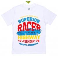 """81201-78 """"Racer"""" Футболка для мальчиков, 8-12 лет"""