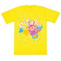 """91202-6 """"STAR"""" футболка для девочек 9-12 лет"""