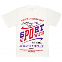 """91201-1 """"Sport"""" футболка для мальчика 9-12 лет"""