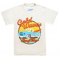"91201-4 ""Gold Waves""  футболка для мальчика 9-12 лет"