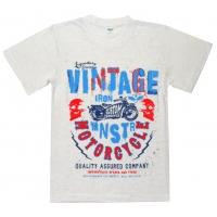 """91201-8 """"Vintage"""" футболка для мальчика 9-12 лет"""