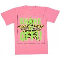 """91202-4 """"SHAKE"""" футболка для девочек 9-12 лет"""